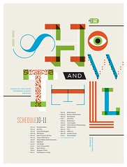 PSU: Show and Tell by Frank (Willbryantplz) Tags: graphicdesign lecture psu showtell
