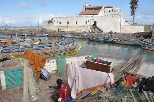 Slave Castle: Elmina