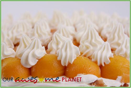 Mango Torte