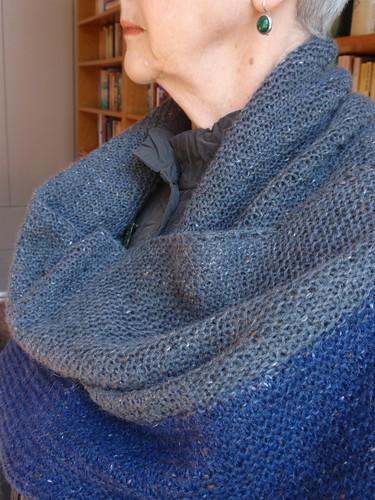 tweed shawl 4