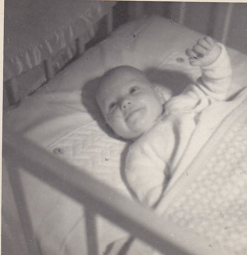 My mom as a baby III