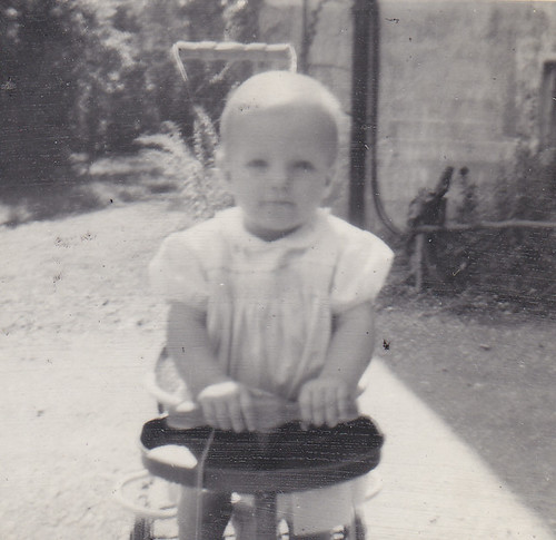 My mom as a baby II