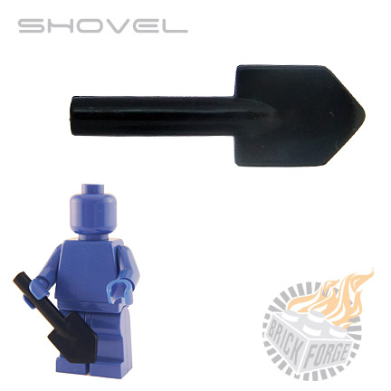 Shovel - Black