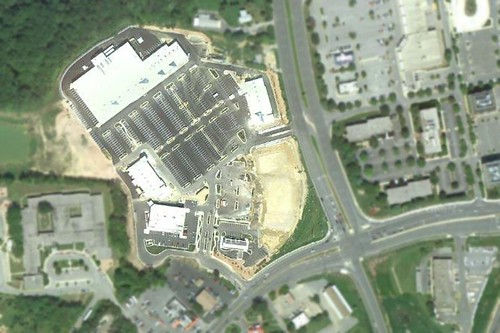 Burtonsville Town Square (former Burtonsville Shopping Center)