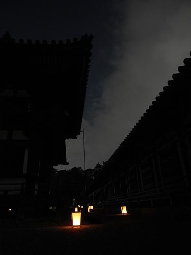 唐招提寺(観月讃仏会)@西ノ京-06