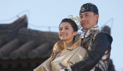 ... Charlene Choi), Lâm Phong (Raymond Lam), Vương Tổ Lam (Wang Cho