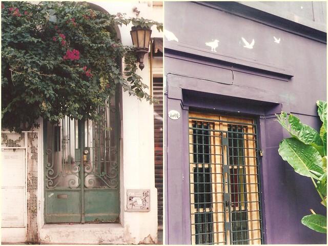 Buenos Aires : Doors