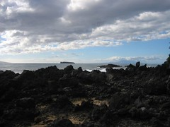 Lava Beach Makena Cove (stu_macgoo) Tags: ocean hawaii lava waves view maui makena makenacove