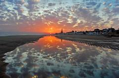 La Antilla, espejo de nubes de levante (Juampiter) Tags: reflexions ☆thepowerofnow☆