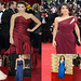 SALMA HAYEK DEBUTS THE FIRST COUTURE GOWN FROM GUCCI PREMIÈRE..