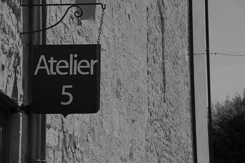 Vence - Atelier 5