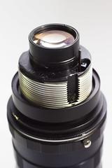 50mm Macro Lens Reversed (mj_stevo) Tags: lens 50mm prime tubes extension reverse pentacon f18