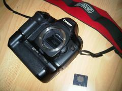 My poor camera T_T
