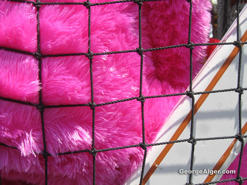 Fuzzy Pink