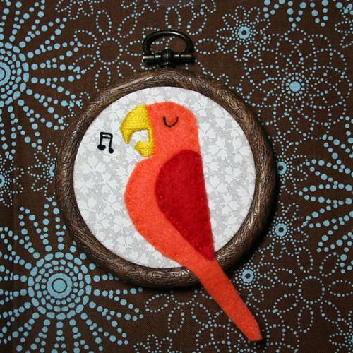 Tiki Bird #2
