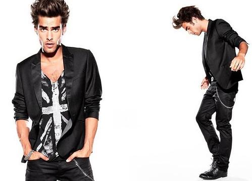 H&M FALL 2010 Jon Kortajarena