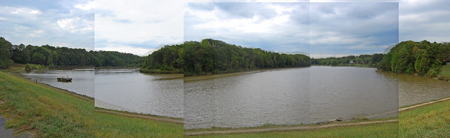 royal lake panoramic