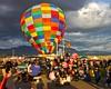 Balloon Fiesta Color (Marvin Bredel) Tags: sky newmexico colorful fiesta bright hotair balloon albuquerque event marvin 2010 albuquerqueinternationalballoonfiesta marvin908 bredel marvinbredel