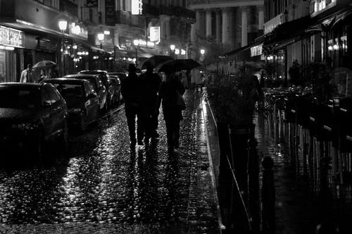 Nocturne pluvieuse