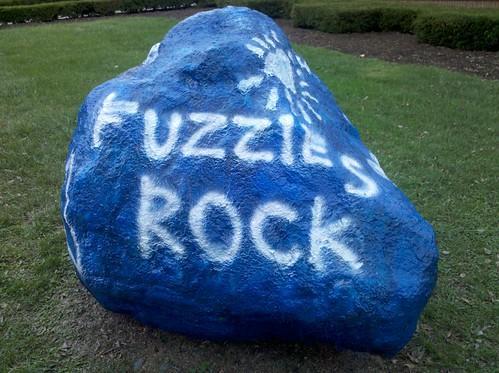Fuzzie Rock