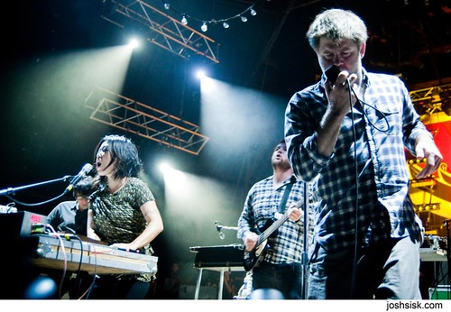 LCD Soundsystem @ VirginFest 2010