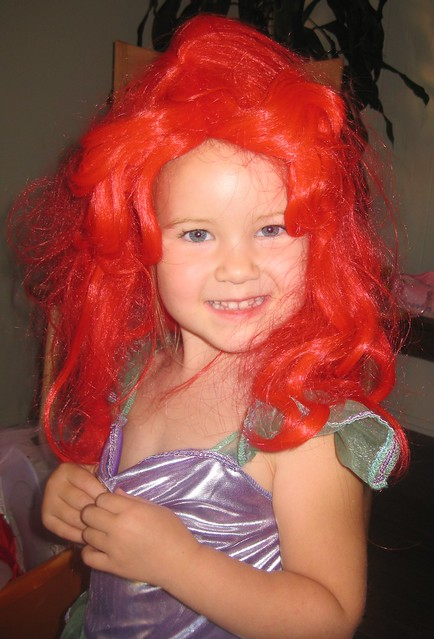 Kira Ariel Little Mermaid 1