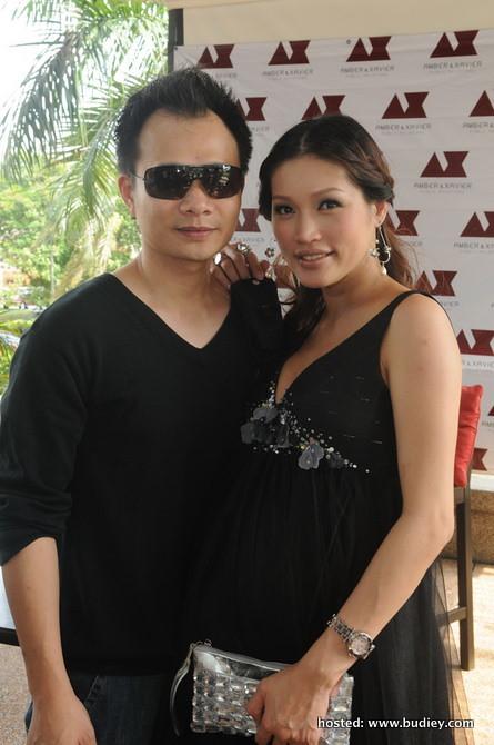 Adrian Wong & Amber