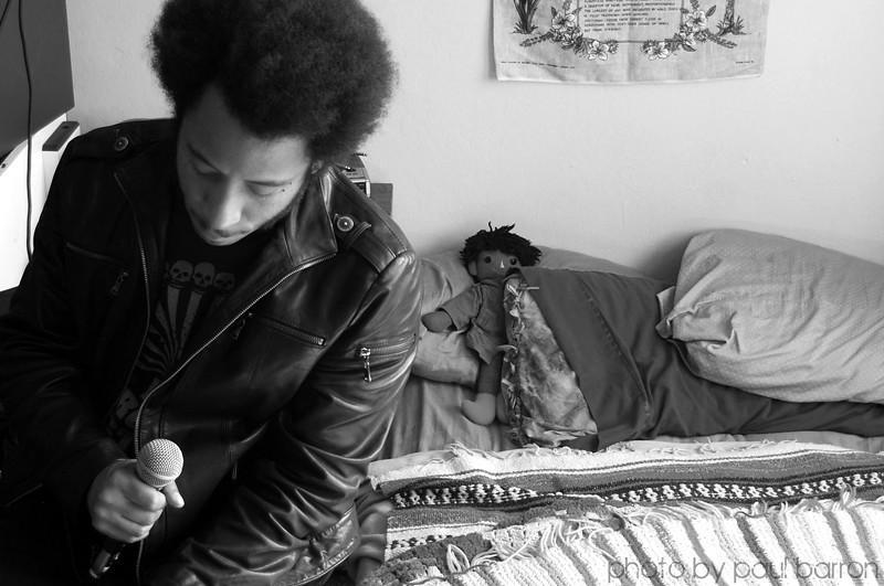 Boots Riley from the Coup.