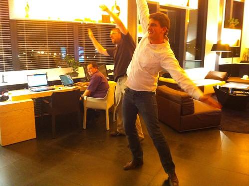 Korben sur Microsoft Xbox Kinect