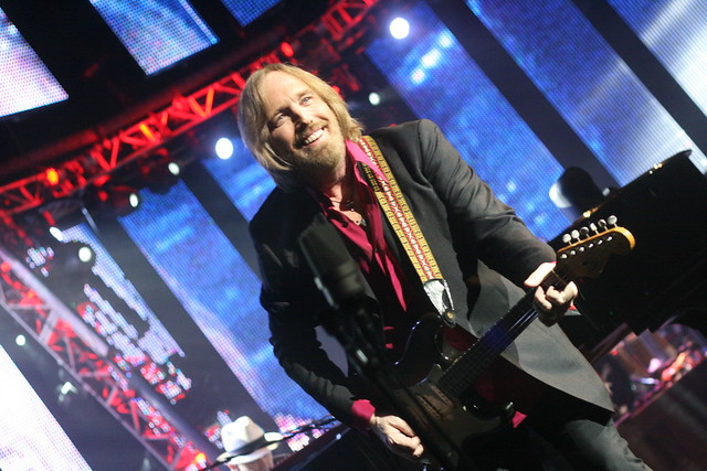 Tom Petty & the Heartbreakers @ Cynthia Woods Mitchell Pavilion