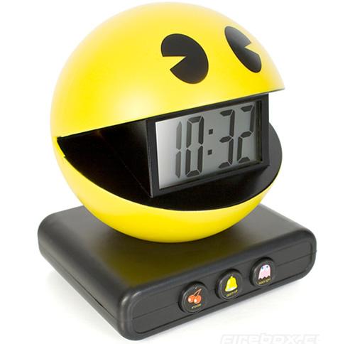 Despertador PacMan para despertar como en los ochenta