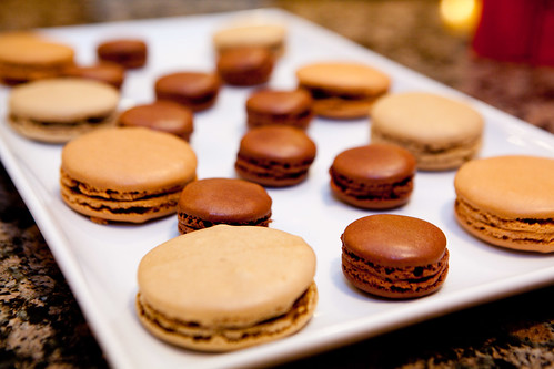 Macarons... How I love thee