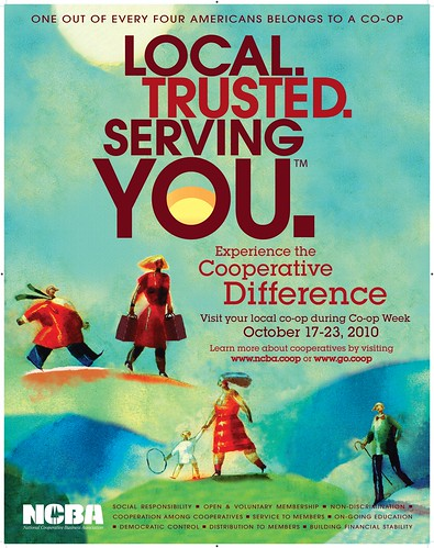 October is National Cooperative Month