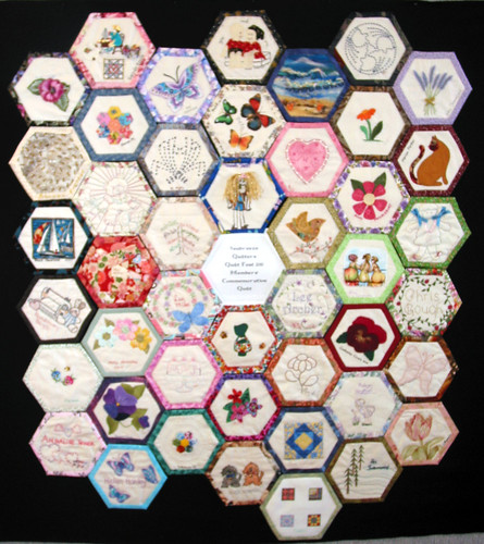 Quilt @ Old Laverton School 09