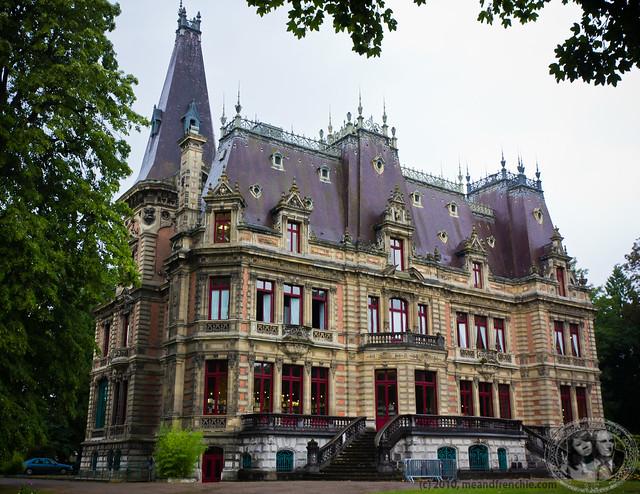 Château de Marbeaumont in Bar-Le-Duc