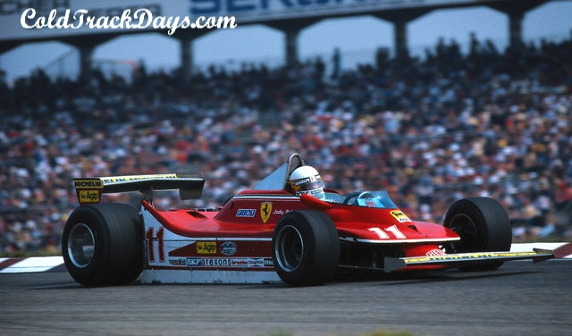 TRIVIA // SCHECKTER AND THE FERRARI 312T4