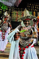 88 and still dancing | Kohomba Kankariya (Hiranya Malwatta) Tags: dance drum dancer lanka drummer ritual srilanka kandyan bera kankariya natum udarata kohombakankariya thovil කොහොඹාකංකාරිය gurunnanse