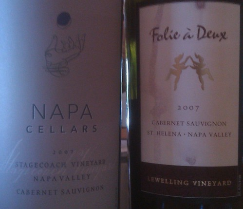 Napa Cellars/Folie a Deux