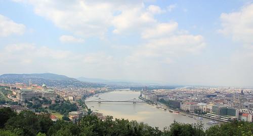 Budapest y su Danubio
