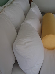 seven pillows