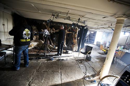 video shoot in leeds..