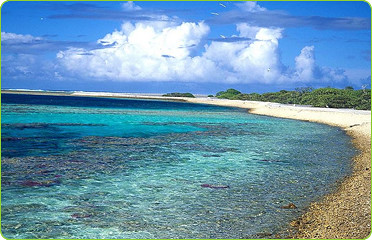A beach on Acadia Island, Ducie Atoll, P by BlatantWorld.com, on Flickr