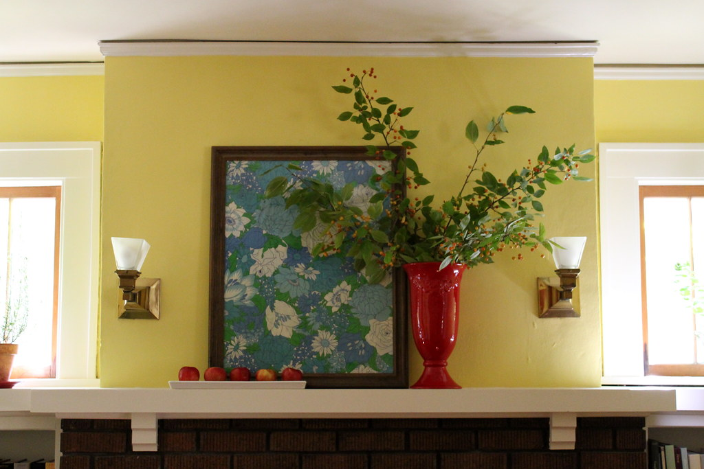 simplified fall mantle
