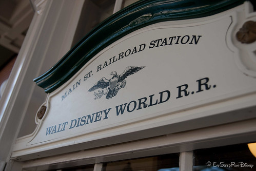 Walt Disney World RR