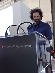 Eddo Stern at Art Center Media Design Program Design Dialogues