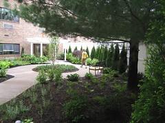 Gayton Terrace Memory Garden (by: designforum)