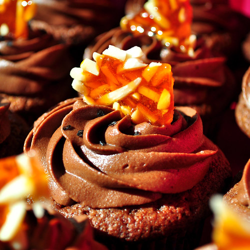 Chocolate Dulce Cupcake4