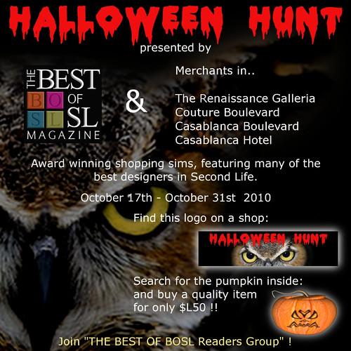 BOSL Halloween Hunt 2010