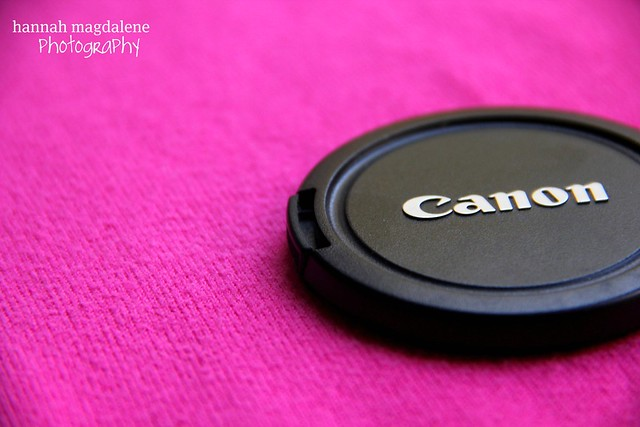 my lens cap