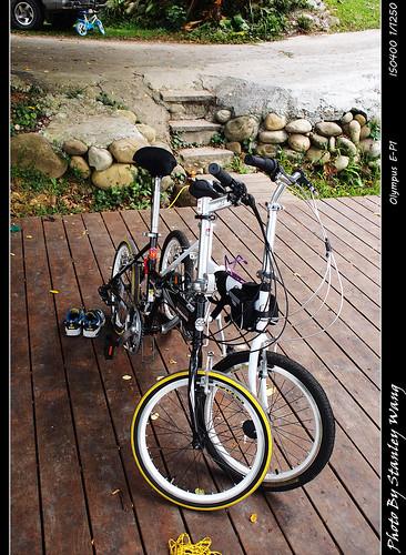 小露營區  單車